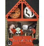 Caissettes et Décors Cupcakes Meri Meri® | Halloween