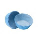 Caissettes Cupcakes – Taille Standard | Bleu Azur