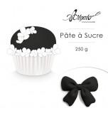 PATE A SUCRE | Noire - 250 g