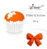 Pâte à Sucre 250 g - Orange