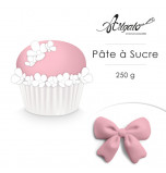 Pâte à Sucre 250 g - Rose Pâle