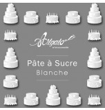 Pâte à sucre | Blanche