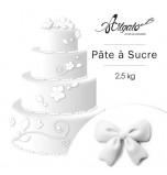 PATE A SUCRE | Blanche - 2,5 Kg