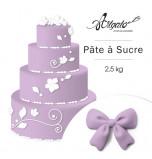 Pâte à sucre | Lilas - 2,5 kg