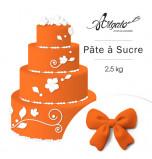 PATE A SUCRE | Orange - 2,5 Kg