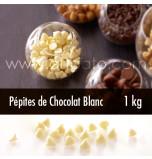 Pépites de Chocolat Blanc 1 kg
