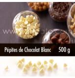 Pépites de Chocolat Blanc 500 g
