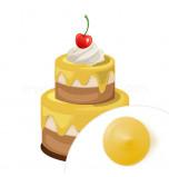 CHOKO MELTS (Candy Melts) | Jaunes - 1 Kg