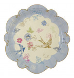 Collection Teatime Meri Meri ® | 12 Petites Assiettes