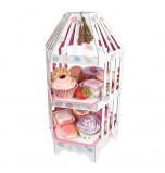 Collection Teatime Meri Meri ® | Centre de Table Gazebo