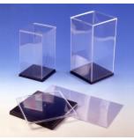Vitrines Pliables en plastique