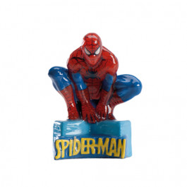 Bougies Anniversaires Spiderman