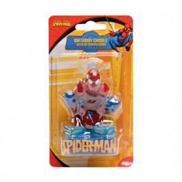 Bougies Anniversaires Spiderman - Conditionnement