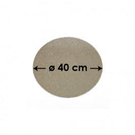 Cartons à Entremets - Argent - Ronds - 40 cm