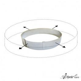 Cercle Inox Extensible De Buyer® | ROND