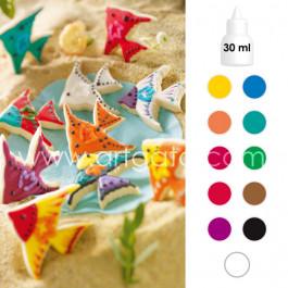 Colorants Liquides 30 ml