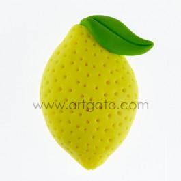 Colorant Pâte Jaune Citron Réalisation