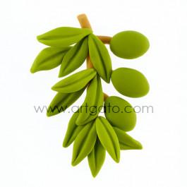 Colorants Pâte Vert Olive