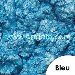 Colorants Poudre Irisés, Bleu