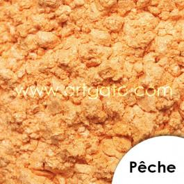 Colorants Poudre Irisés, Pêche