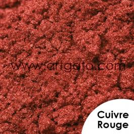 Colorants Poudre Irisés, Cuivre Rouge