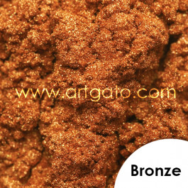Colorants Poudre Irisés, Bronze