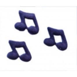 Motifs en Sucre, Notes de Musique