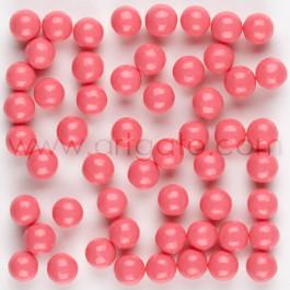 Perles de Sucre - Rose vif