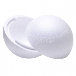 Sphère Polystyrène 16 cm - Artgato