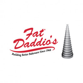 Moules Topsy Turvy Ronds - Fat Daddio's