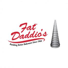 Moules à gâteau - carrés - prof. 7,5 cm - Fat Daddio's
