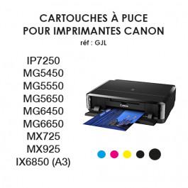 Encre Alimentaire | Cartouches Imprimantes Canon Génération 2014