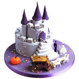 Décors de Gâteaux | Cendrillon