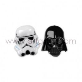 Deco Bagues Star Wars Dark Vador et Stormtrooper