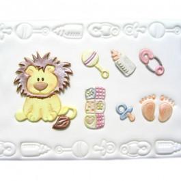 Patchwork Cutters® | Lionceau et Assortiment Bébé