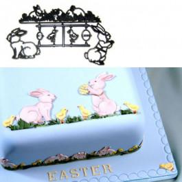 Patchwork Cutters®   Lapins et Poussins