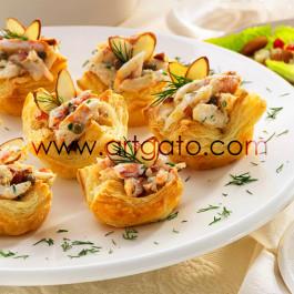 Mini Muffins feuilletés