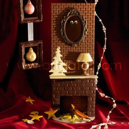 Moule à Chocolat, Cheminée