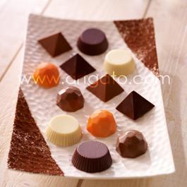 Bouchées Assorties en Chocolat