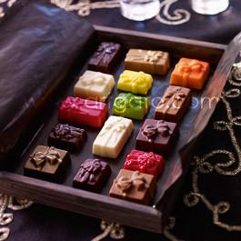 Réalisation Paquets Cadeaux en chocolat