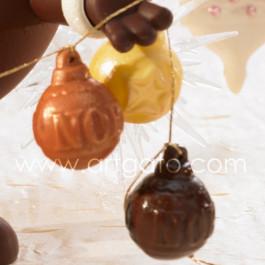 Moule à Chocolat, Boules de Noël