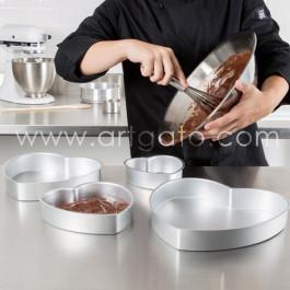 Moules à Gâteau - Cœurs - Utilisation