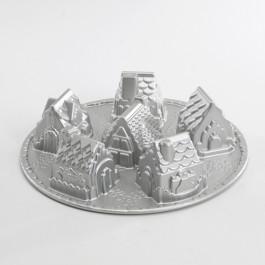 Moule à Gâteau Nordicware® | 6 Petites Maisons (Mini Village)