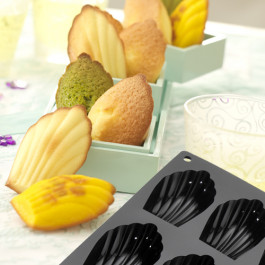 Moule Silicone Soflex® | 9 MADELEINES