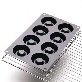 Moule Silicone Soflex®   8 Mini SAVARINS