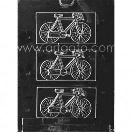 Moule Chocolat - Plaques Bicyclettes