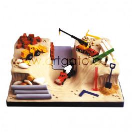 Moules à gâteau - carrés - Idée de recette