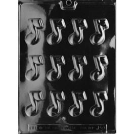Moule à Chocolat, Notes de Musique