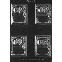 Moule à Chocolat, Livre Avec Communiant