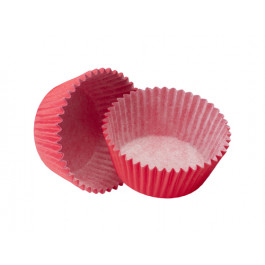 Caissettes Cupcakes – Taille Standard   Rouges